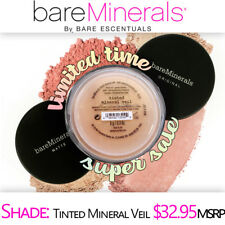 Bare Escentuals BareMinerals Tinted Mineral Veil Finishing Powder 9g Large New