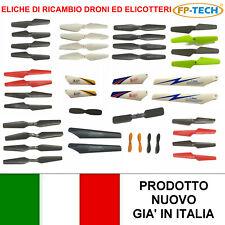 SET ELICHE DI RICAMBIO DRONE ELICOTTERO ROTORE CODA ACCESSORI DI RICAMBI DRONI