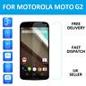 100% Genuine Tempered Glass Screen Protector For Motorola Moto G 2nd Gen Moto G2