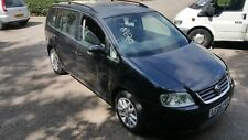 volkswagen touran 1.9 tdi 7 seater SE spares repairs breaking salvage 2006
