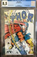 THOR #337 CGC 8.5 1ST APPEARANCE OF BETA RAY BILL WHITE PAGES