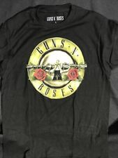 guns n roses t shirt size large