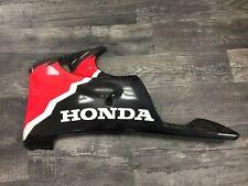 Genuine Honda 1996 1997 1998 1999 CBR900RR OEM Left Lower Cowling Fairing Cover
