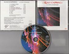 Klaus Schönning RARE PICTURE CD LOCRIAN ARABESQUE (c) 1987
