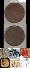 Louis (XIV.) Jeton MANVS VNICA TORQVET wohl Neumann 29510 ca. 27 mm ca. 4,49 g