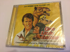 ONE LITTLE INDIAN (Goldsmith) OOP Intrada Ltd Score OST Soundtrack CD SEALED