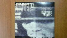 DECEMBER WOLVES - COMPLETELY DEHUMANIZED. PROMO CD
