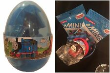 *NEW* 1 Thomas And Friends SURPRISE EGG With Blind packs And Big Train & Candy