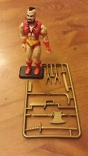 """Street Fighter II, Zangief, 4"""" Action Figure with Weapons (1990's)"""