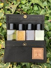 Waxed Cotton Container wallet Bushcraft / Camping - CONTAINERS INCLUDED