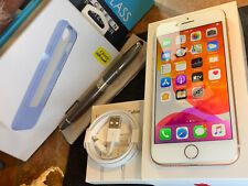 Apple iPhone 8 (64gb) AT&T/ Cricket (A1905) Gold: MiNT OtterBox ExTRA {iOS13}97%