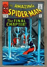 Amazing Spider-man #33 VG 4.0