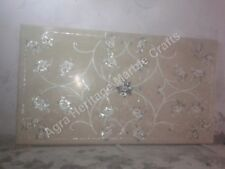 "42""x74"" Inch Italian Marble Table Top Semi Precious Chirstmas Gifts Decor Arts"