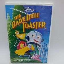 The Brave Little Toaster DVD Disney Presents. NEW SEALED. FREE SHIP.