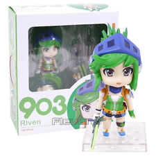 LEAGUE OF LEGENDS - RIVEN THE EXILE FIGURE - NENDOROID #903 REPLICA