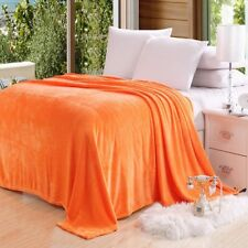 Super Soft Warm Blanket Coral Velvet Throws Carpet Rug Sofa Bedding Blanket Hot