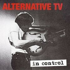 Alternative TV In Control-Best Of CD NEW SEALED Splitting In Two/Good Times+