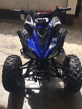 Quad 125cc 4T per Bambini/Ragazzi/Adulti miniquad minimoto 3Marce+Retromarcia