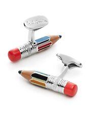 Genuine Paul Smith cufflinks - Pencil Pen Cufflinks/BNWT/RRP £99.00/UK Seller