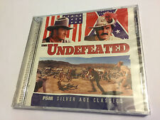 THE UNDEFEATED / HOMBRE (Montenegro) OOP FSM Ltd Score OST Soundtrack CD SEALED