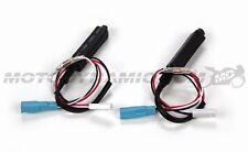 LED Turn Signal Load Resistor Kit Plug and Play Honda CBR600RR CBR1000RR