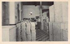 CUBA 1920's Shipping Department at Partagas Cigar Factory at Havana, TOBACCO