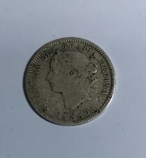 1901 Canada 10 Cent Silver Dime Coin Canadian