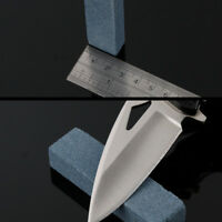 Mini Knife Sharpener Sharpening Wet Stone Whetstone Base Polishing Grindstone