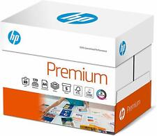 HP PREMIUM A4 COPIER OFFICE PRINTER PAPER 90 GSM 1 2 3 4 5 REAMS /500 SHEETS 24H