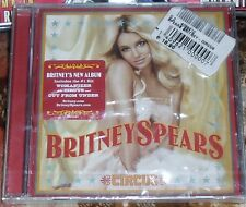CD DANCE POP-BRITNEY SPEARS/CIRCUS jennifer lopez,rihanna,beyonce,kate perry,box