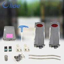 Olide SD180 24V 350KG/800LB Automatic Dual Motor Operator Swing Gate Door Opener
