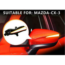 For Mazda CX-5 2015 -2016 CX-3 2018 LED Rear View Side Mirror turn signal Light