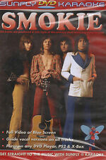 SMOKIE SUNFLY KARAOKE MULTIPLEX DVD 13 HIT SONGS