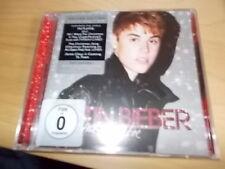 Justin Bieber - Under The Mistletoe  DELUXE EDITION  CD+DVD  NEU  (2011)