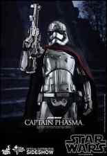 HOT TOYS STAR WARS CAPTAIN PHASMA  1:6 SCALE / THE FORCE AWAKENS / NEUWARE