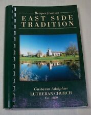 GUSTAVUS ADOLPHUS LUTHERAN CHURCH COOKBOOK 2005 MN ST. PAUL MINNESOTA