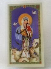 Our Lady of China - Two cards-  Free Shipping