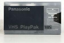 PANASONIC VHS-C PLAYPAK Motorized Cassette Adapter. VYMW0059 Made in Japan