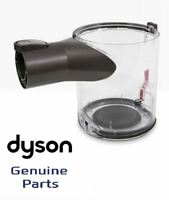 Genuine DYSON V6 Handheld Cordless Vacuum Cleaner Clear Dust Bin Container