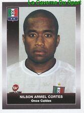 228 NILSON CORTES ONCE CALDAS STICKER PANINI COLOMBIA PRIMERA A 2008