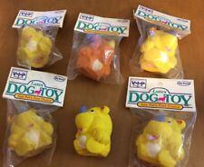 6 Vo-Toys Latex Dog Toys Rhinos