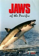 Jaws of the Pacific (DVD, Discovery Channel) NEW