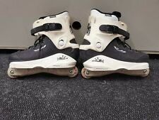Salomon ST Pro Aggressive Inline Skates Size 9.5 UK Great Condition Rollerblades