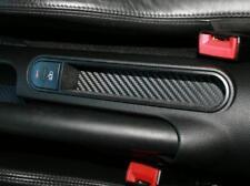 AUDI TT 8n RS Roadster Quattro DECORO INSERTO RIPIANO CONSOLE CENTRALE Carbonoptik