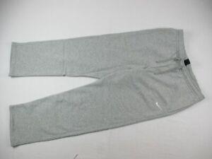 Nike Sweatpants Men's Gray Cotton NEW Multiple Sizes