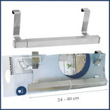 Expandable Over Door Towel Rail Cupboard Drawer Metal Multi Kitchen Storage Rack