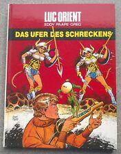 Luc Orient Hardcover Hethke Das Ufer des Schreckens - Neuwertig