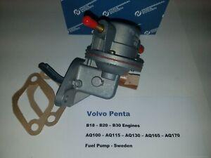 Volvo Penta AQ115, AQ130, AQ165, AQ170 Replacement Fuel Pump