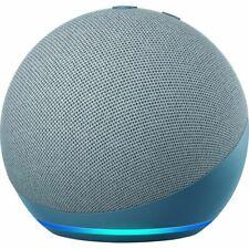 Amazon All-New Echo Dot 4th Generation Gen Smart Speaker Alexa Twilight Blue