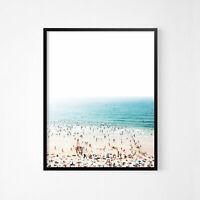 Summer Beach Wall Art Poster Print. Great Home Decor A3 A2 A1 Sizes MIX & MATCH